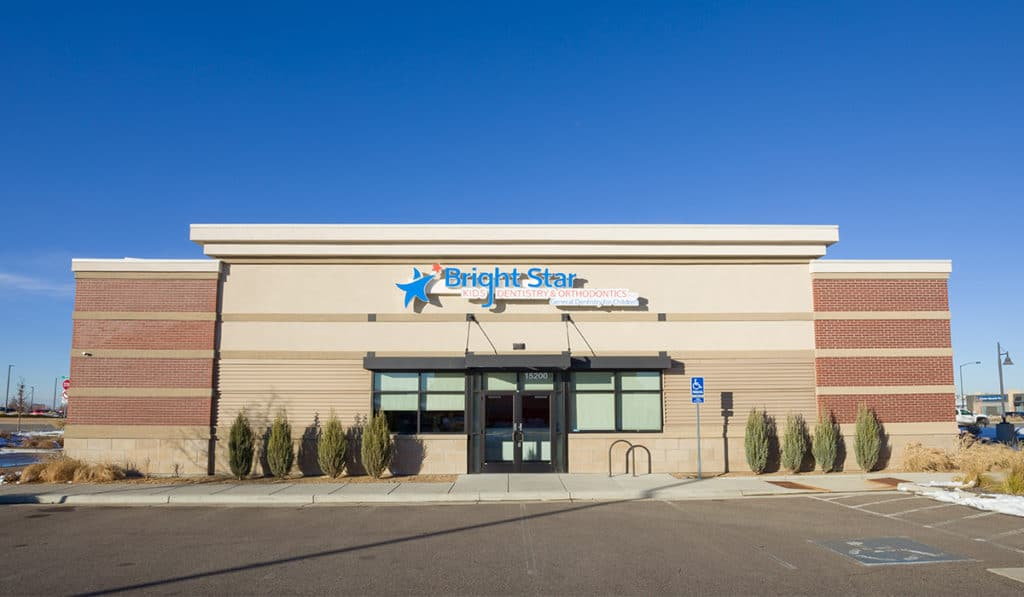 Office Exterior | Bright Star Kids Dentistry