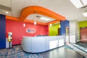 Office Interior | Bright Star Kids Dentistry