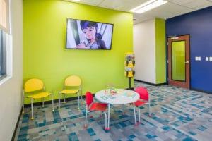 waiting room | Bright Star Kids Dentistry